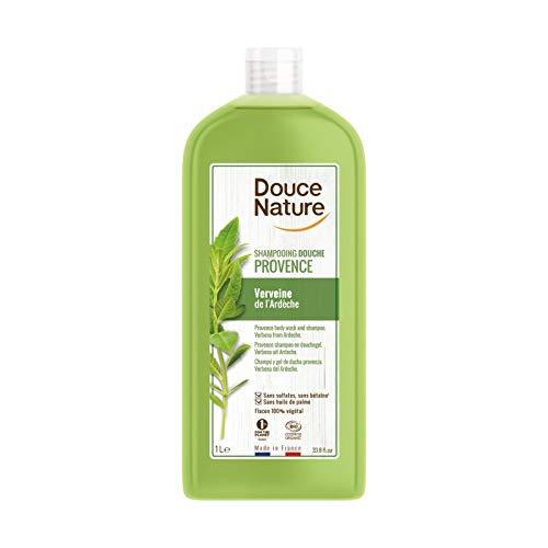DOUCE NATURE Douche Pétillante verveine - 1L