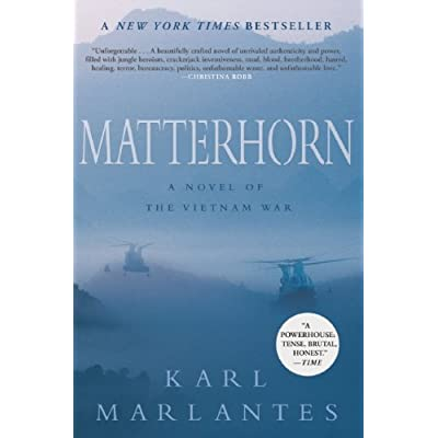 matterhorn by karl marlantes, End of 'Related searches' list
