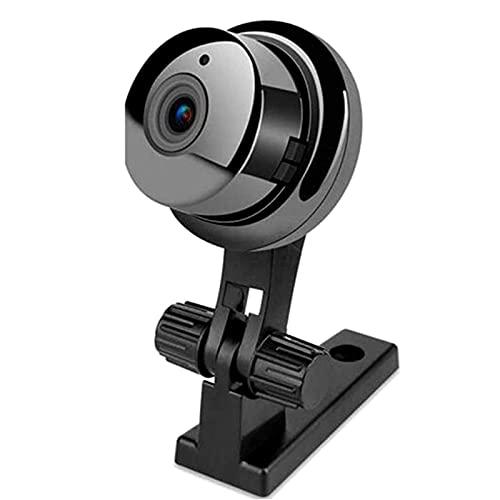 CXSD Cámara espía Wifi oculta, la cámara de vigilancia de seguridad más pequeña 1080P Full HD inalámbrica mini cámara espía, cámara inalámbrica portátil WiFi, cámara web de monitoreo remoto