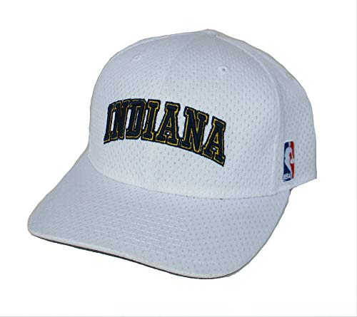 Reebok Indiana Pacers Adjustable Hat Cap - White
