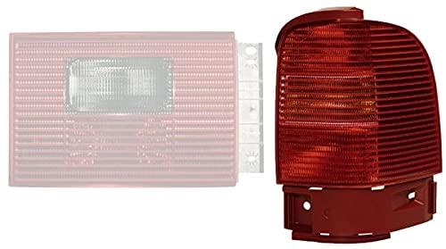 HELLA 9EL 964 501-011 Piloto posterior - Lámparas incandescentes - rosa/rojo - Parte exterior - izquierda - für u.a. VW Sharan (7M8, 7M9, 7M6)