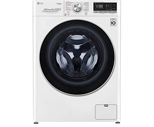 LG F4WV709P1 Waschmaschine, 9 kg, 1400 U/Min, Inverter Motor, A+++