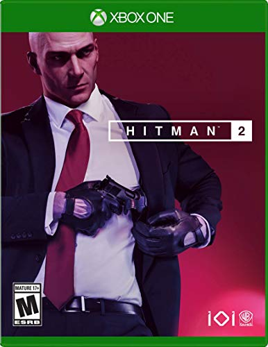 Hitman 2 – Xbox One – Standard Edition
