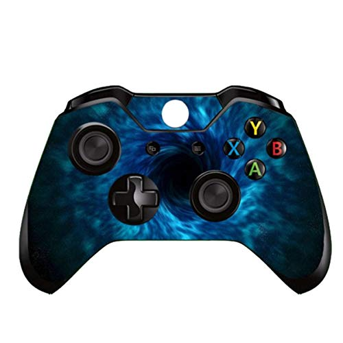 C-FUNN Piel Calcomanía Pegatina Funda Protector Wrap para Microsoft Xbox One Gamepad Juego Controlador - 4
