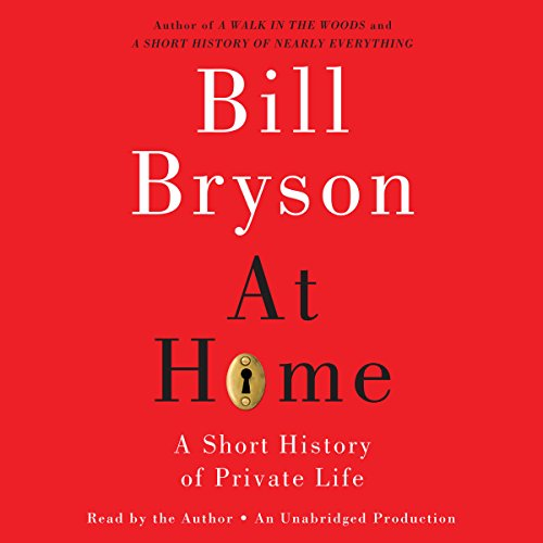 At Home audiobook cover art