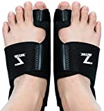 ZOUYUE Bunion Corrector, Orthopedic Bunion Splint, Adjustable Big Toe Separator Pain Relief