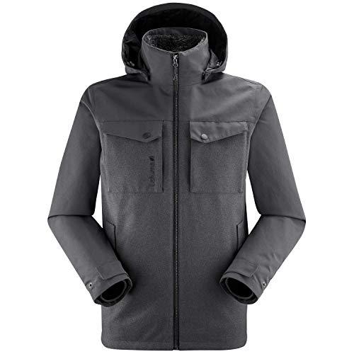 Lafuma Caldo 3In1 Highloft Jkt M Jacket, Mens, Anthracite Grey