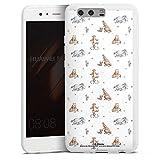 DeinDesign Coque en Silicone Compatible avec Huawei P10 Plus Étui Silicone Coque Souple Winnie...