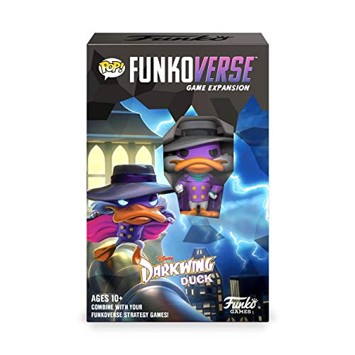 Funkoverse: Darkwing Duck 100 Expansion - Funko Spring Convention Exclusive