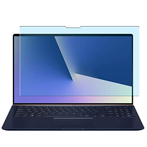 Vaxson 2 Unidades Protector de Pantalla Anti Luz Azul, compatible con Asus ZenBook 15 UX533FD 15.6' 2019 [No Vidrio Templado] TPU Película Protectora