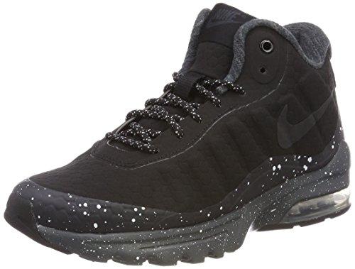 Nike Damen WMNS AIR MAX Invigor MID Sneaker, Schwarz (Black/Black/Anthracite 002), 36 EU
