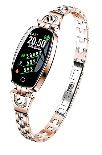 Orologio - - Fitness tracker, H8 Femme Smart Bracelet Fitness, Moniteur de fréquence cardiaque, Bracelet d oxygèn - ydkj 01