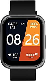 """Noise ColorFit Ultra Smartwatch with 1.75"""" HD TruView Display, 60 Sports Modes, SpO2, Heart Rate, Stress, REM & Sleep Moni..."""