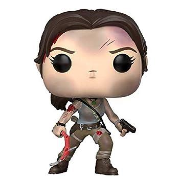 Funko POP! Games  Tomb Raider Lara Croft Collectible Figure Multicolor