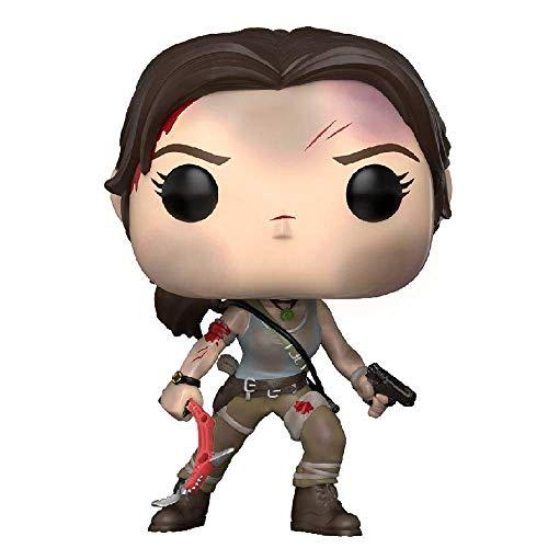 Funko 29007 Tomb Raider S2 Lara Croft Spielfigur, Mehrfarbig, Standard