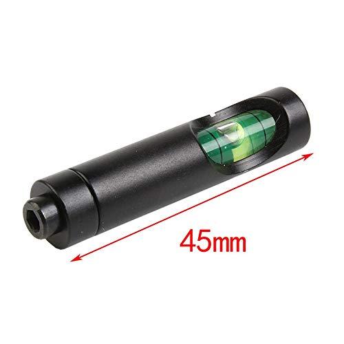 LSHBAO-HUNT Taktische 30mm Zielfernrohr Rohr Zielfernrohr Wasserwaage F/ür Jagd-Scopes