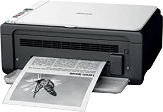 Ricoh SP 111SU Monochrome Multi-Function Laser Printer