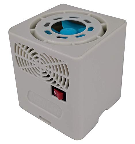 Beech Lane Fridge Fan, High Power 3,000 RPM Motor, Easy On and Off Switch, Durable Construction