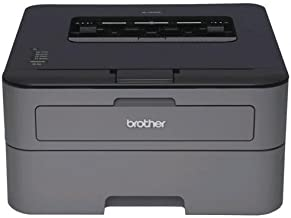 Brother HLL2300D Mono Laser Printer Duplex/ 250 sheets tray/26ppm Black For fast, crisp & clean black and white prints