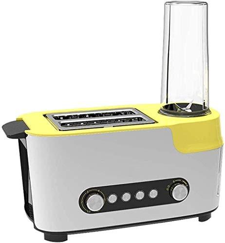 Totalmente automático de múltiples funciones de almacenamiento tostador desayuno sandwichera fabricantes de botellas vacías de jugo durante 12 horas, ambas partes se cocinan rápido tostad.