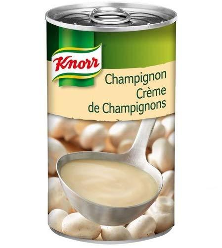 Crema de Champiñones Sopa Knorr 515ml