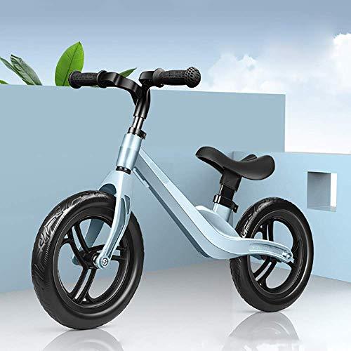 ZXWNB Vélo pour Enfants Vélo D'équilibre pour Enfants sans Pédale Vélo Scooter 1-3-6 Ans Bébé Bambin Yo-Voiture Scooter,B,1