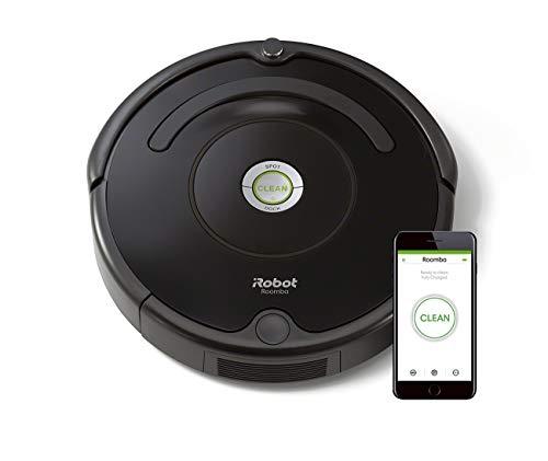 iRobot Roomba 671 WLAN Saugroboter, Dirt Detect Technologie, 3-stufiges...