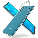 deconext Crystal Clear Case compatible with Huawei P