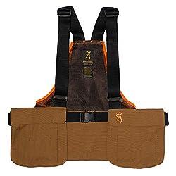 professional Browning, Highland Bib Vest, Field Tan
