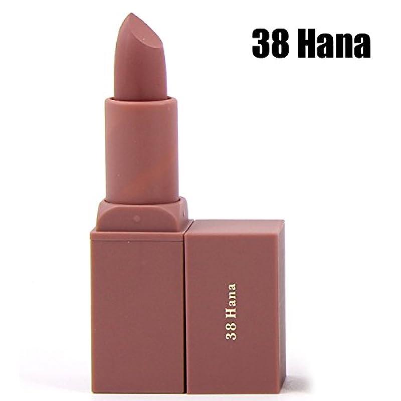 絶望的な霧素晴らしい良い多くのMiss Rose Vitamin E Moisture lipstick waterproof 7 colors non-smell nude matte lipstick for Pregnant women batom matte MS082