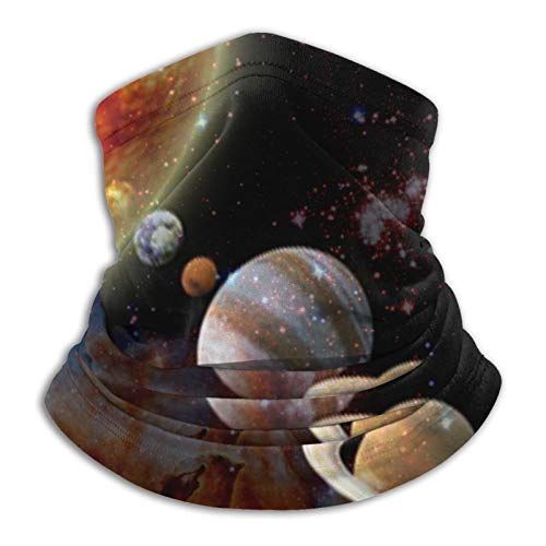 Solar System Planets Space Science Astronomy Reusable Adjustable Headwear...