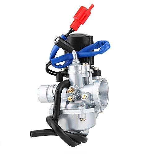 aqxreight - Carburador, Carburador de motocicleta Carb para SACHS SX1 PIAGGIO SFERA 50 Scooter de 2 tiempos
