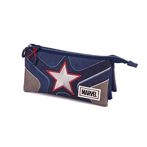 Karactermania Captain America Suit-astuccio Portatutto