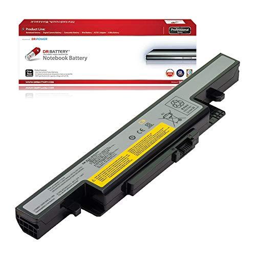 DR. BATTERY Laptop Battery for Lenovo L11L6R02 L11S6R01 L12L6E01 L12S6A01 IdeaPad Y400 Y400N Y400P Y410 Y410N Y410P Y490 Y490N Y490P Y500 Y500N Y500P Y510P Y590 Y590N Y590P [10.8V/4400mAh/48Wh]