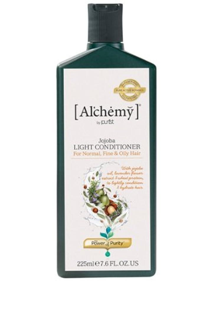 野菜大破散逸【Al'chemy(alchemy)】アルケミー ホホバライト コンディショナー(Jojoba, Light Conditioner)(ノーマルヘア用)225ml