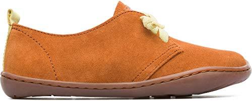 CAMPER Jungen Peu Cami Kids Sneaker, Braun (Medium Brown 210), 32 EU