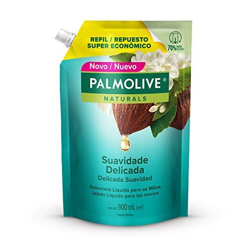 Sabonete Líquido Para as Mãos Naturals Suavidade Delicada 900Ml