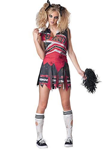InCharacter Personnage en spiritless Pom-Pom Girl Costume (S)