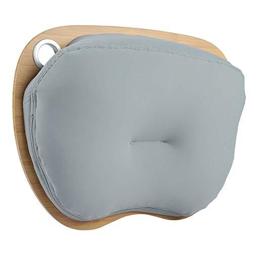 oueaen Kissen Laptop Schreibtisch-Laptop Runde Schreibtisch Tragbare Kissen Kissenablage Bett Notebook Home Office(grau)