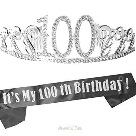 100th birthday party supplies - 5