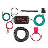CURT 59190 Powered 3-to-2-Wire Splice-in Trailer...