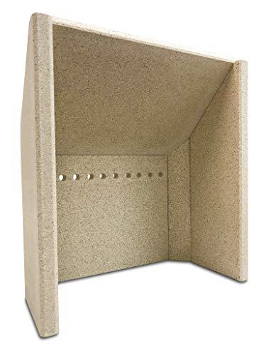 Feuerraumauskleidung für Fireplace Paris Kaminöfen - Vermiculite - 6-teilig