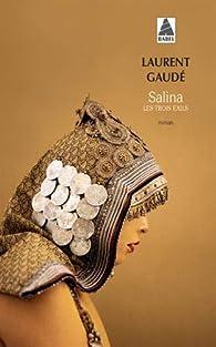 Salina : les trois exils par Laurent Gaudé