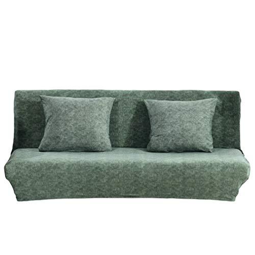 GladiolusA Sofa Überwürfe Sofabezug Stretch Stoff Sofa Schonbezug Elastische Sofahusse Sofa Abdeckung Stil14 120-155cm