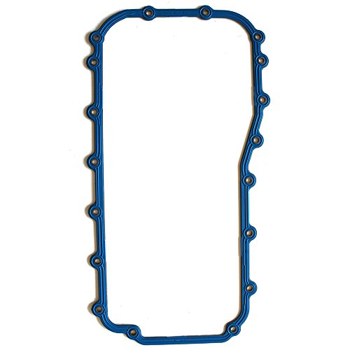 SCITOO Compatible with Oil Pan Gasket Kits for 1990-2011 Dodge Grand Caravan Intrepid Dynasty Chrysler 3.8L 3.3L Engine Oil Pan Gaskets Automotive Replacement Gasket Set