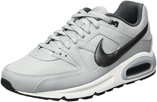 Nike Men's Air Max Command Multisport Outdoor Shoes, Grey (Wolf GreyMetallic Dark Grey Black White 012), 7 UK