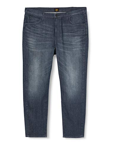 Lee Austin Jeans Vaqueros, Dark Shark, 32W   34L para Hombre