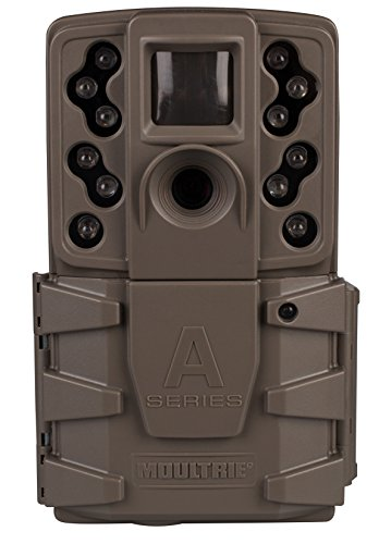 Moultrie A-25 Game Camera (2018) | A-Series| 12 MP | 0.9 S Trigger Speed | 720p Video | Compatible...