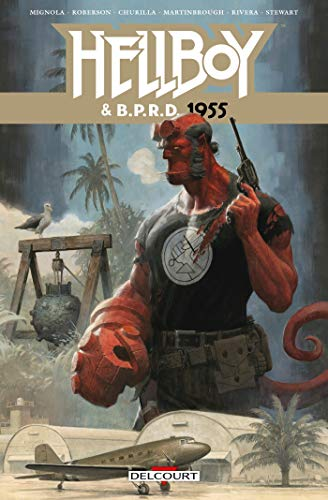 Hellboy and BPRD T04: 1955