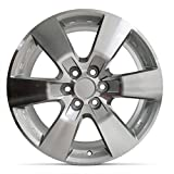 Road Ready Replacement for Aluminum Alloy Wheel Rim 20 inch 2009-2015 Chevrolet Traverse 6 Lug 132mm